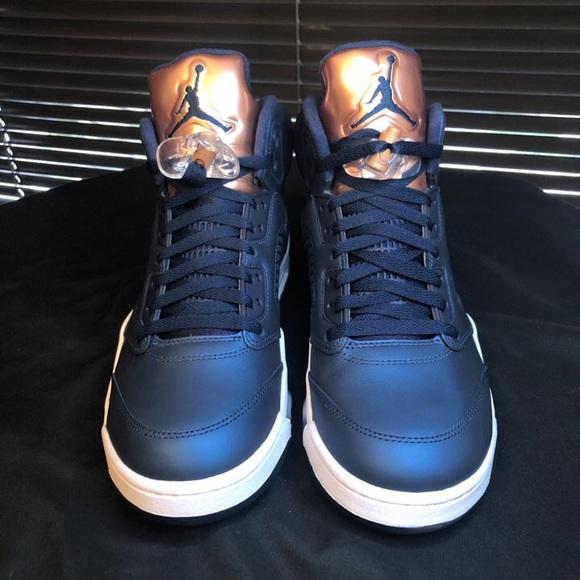 dc167a62521 Nike Shoes | Air Jordan Retro 5 Bronze Deadstock | Poshmark